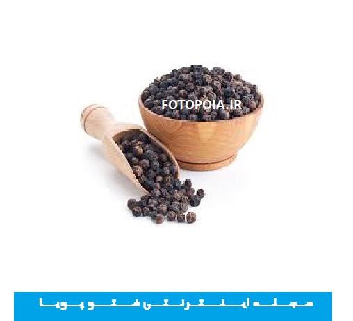 به غذاهاتون «فلفل سیاه»