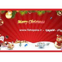 قالب وبلاگی کریسمس