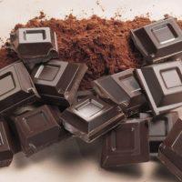 وقتی ناراحت هستید شکلات تلخ بخورید❗️