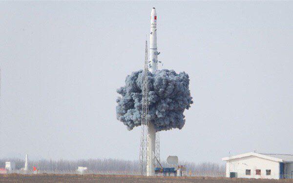 پروژه اینترنت جهانی چین به حقیقت نزدیک شد، قرارگیری اولین ماهواره در مدار