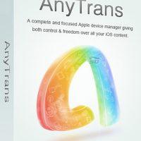 نرم افزار مدیریت موبایل آیفون توسط کامپیوتر (برای ویندوز) – iMobie AnyTrans 8.0.0 Windows